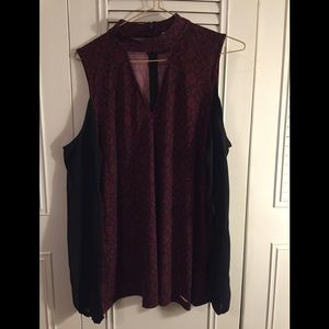 Michael Kors blouse, size M, new